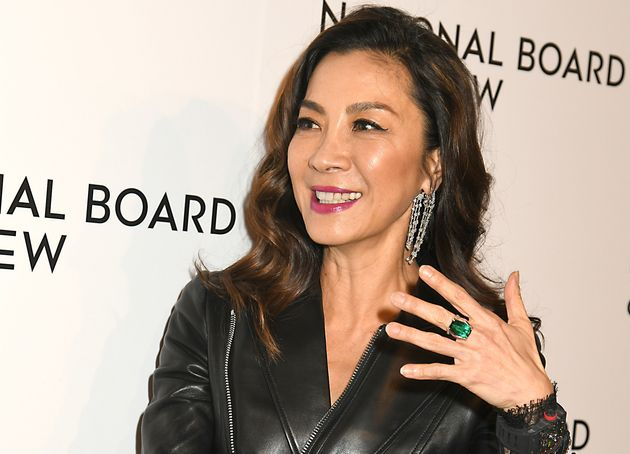 """The ring belongs to me,"" Michelle Yeoh told"