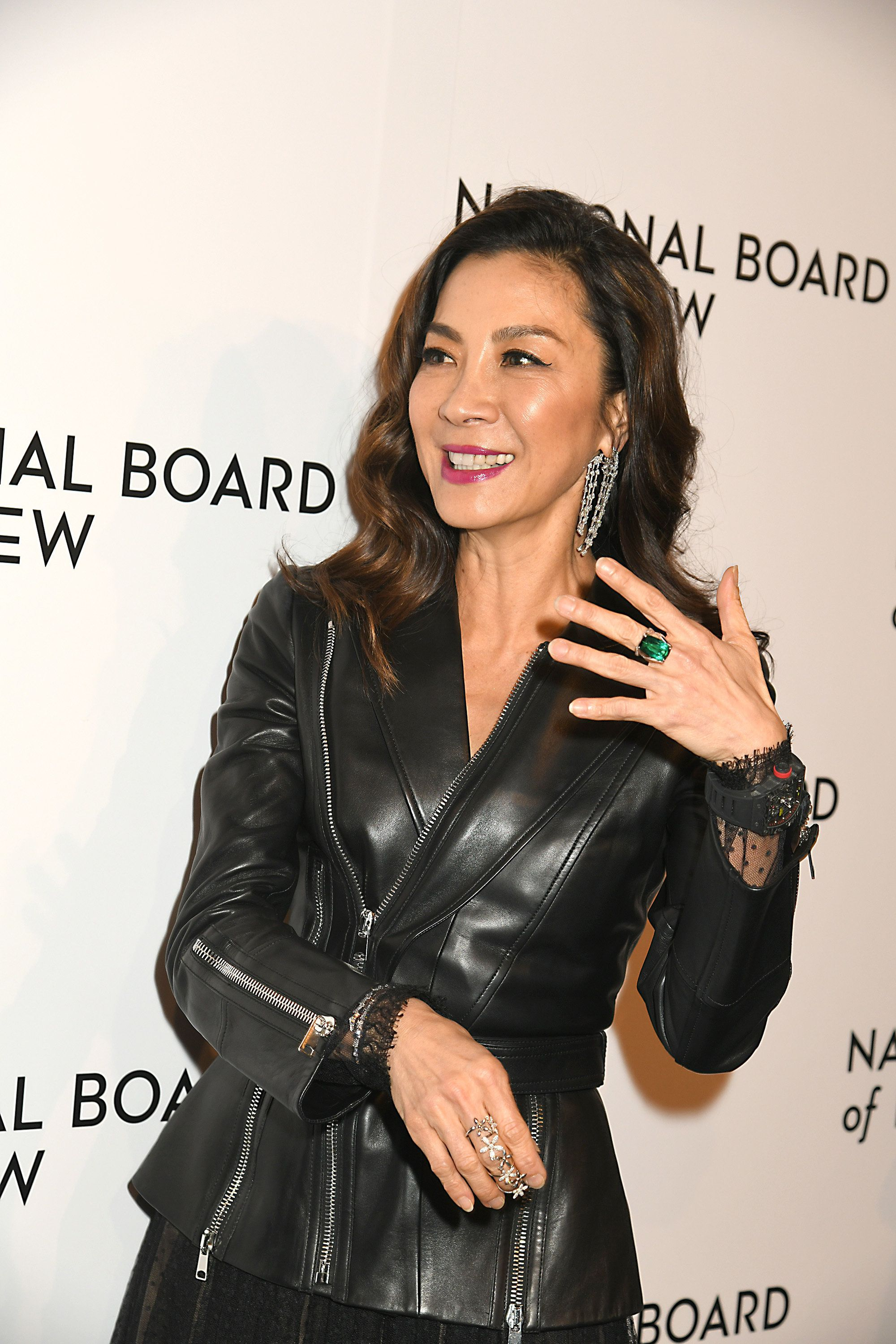 """The ring belongs to me,"" Michelle Yeoh told BuzzFeed."