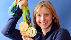 Precisamos falar de Katie Ledecky, a mulher mais vitoriosa da Rio