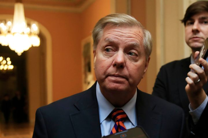 Sen. Lindsey Graham (R-S.C.) tweeted Thursday that Congress is in a