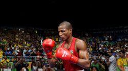 Soltou o braço e levou o ouro: Robson Conceição é campeão na