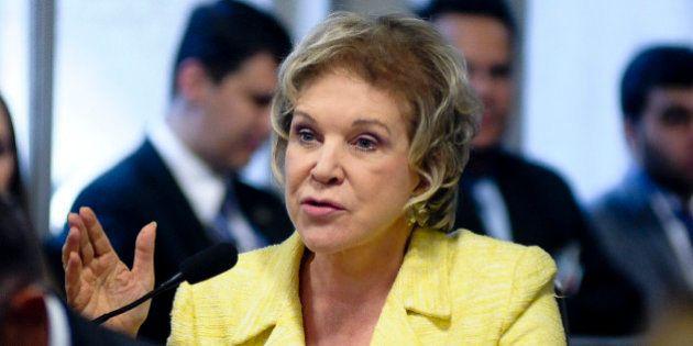 Marta Suplicy recebeu R$ 500 mil da Odebrecht em caixa dois, diz