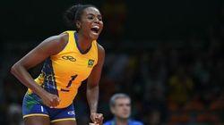Tente não chorar: Fabiana se despede da seleção de vôlei com um lindo