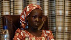 'Eu só quero voltar para casa', diz jovem sequestrada pelo Boko