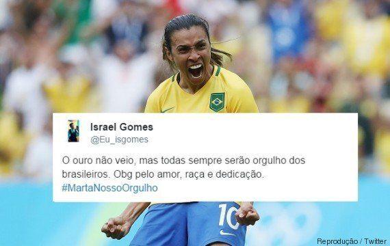 #MartaNossoOrgulho: A internet se recusa a aceitar a eliminação do futebol