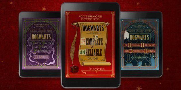 'Harry Potter': Pottermore anuncia três novos e-books focados em
