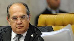 Gilmar Mendes diz que Lei da Ficha Limpa foi 'feita por