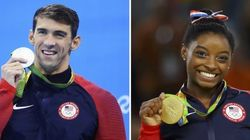 Medalhas vão custar uma pequena FORTUNA para Simone Biles e Michael