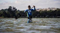 Ubaitaba é 'cidade das canoas' em tupi. E foi de lá que surgiu Isaquias