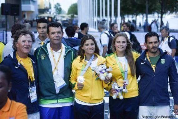 O Brasil deve muito à família Grael, a maior vencedora olímpica da nossa