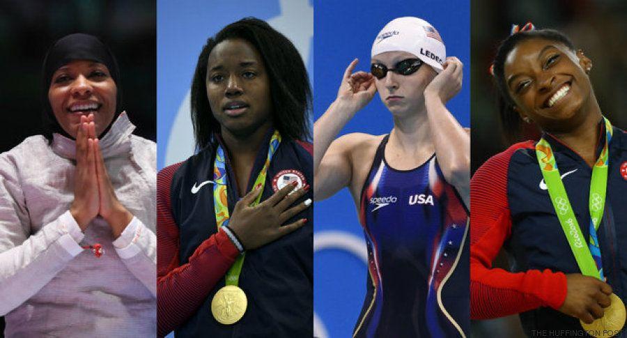 18 momentos feministas da Olimpíada que merecem medalha de