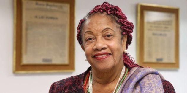 Secretária de Igualdade Racial, Luislinda Valois planeja endurecer punição a quem ofender