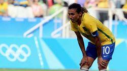 Meninas que fizeram muito com tão pouco apoio ficam em quarto na Rio