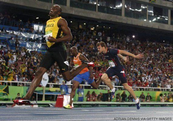 A mãe de Bolt está feliz com as medalhas dele. Mas o que ela quer mesmo são uns