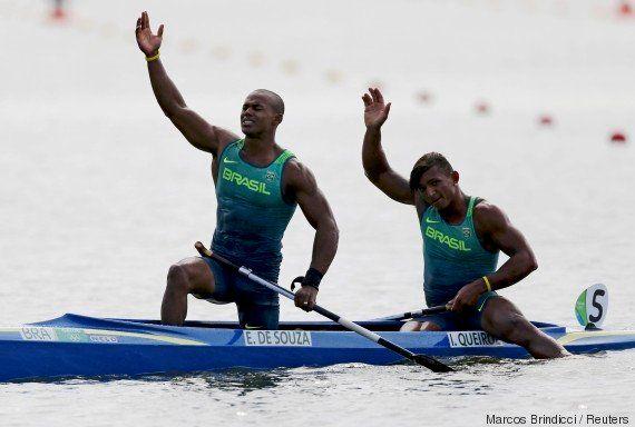 Deu PRATA na final de canoagem dupla e Isaquias Queiroz faz história na Rio 2016 com três