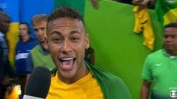 'Agora vão ter que me engolir'. Neymar dá indireta ao vivo após garantir o