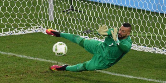 Ele Parou A Alemanha A Trajetoria Do Goleiro Weverton Do Juventus Do Acre Para O Ouro Olimpico Huffpost Brasil