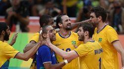 É OURO! Seleção masculina de Vôlei fecha Olimpíada com vitória histórica sobre