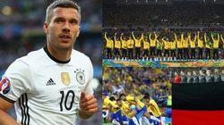 Jogadores alemães do 7 a 1 parabenizam o Brasil pelo ouro inédito no