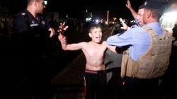 Terror: Polícia retira colete suicida de menino de 12 anos no