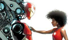 Marvel escolhe um nome bem f*** para a 'Homem de Ferro