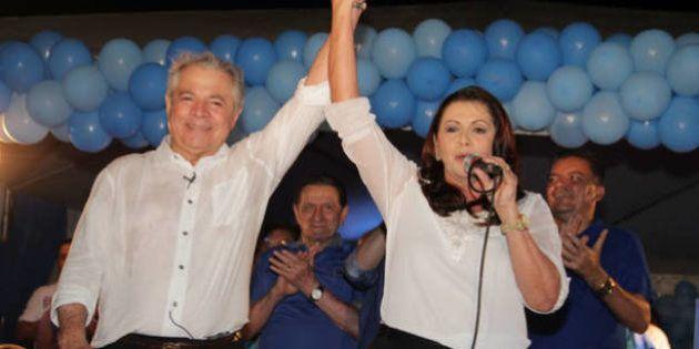 Governadora de Roraima nomeia 19 parentes e tem renda familiar de R$ 398