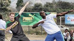Príncipe Harry relembra corrida com Bolt e o desafia para um