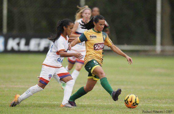 Copa Brasil de Futebol Feminino começa nesta quarta-feira
