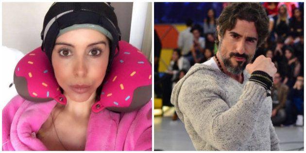 Suzana Gullo enfrenta câncer, e Marcos Mion enaltece a força da
