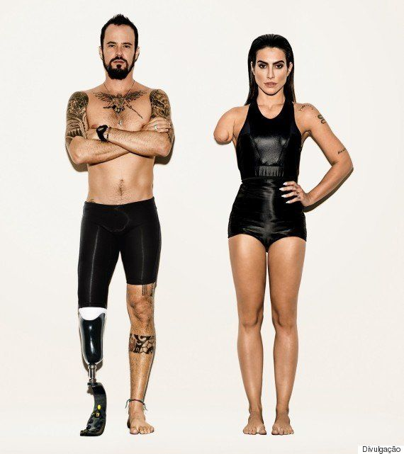 Close errado: Campanha que traz Cleo Pires e Paulo Vilhena como paralímpicos incomoda