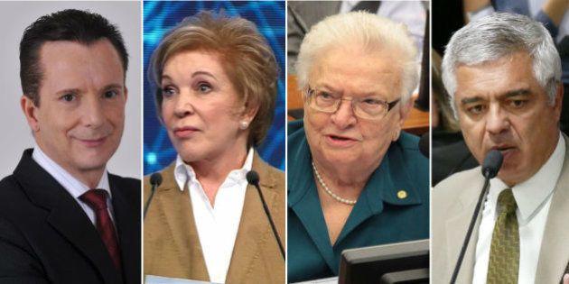 Candidaturas de Russomanno, Marta, Erundina e Major Olímpio são impugnadas pelo Ministério