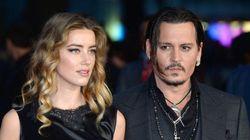 Johnny Depp envia cheque do divórcio direto para a