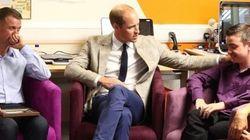 Príncipe William consola garoto que perdeu a mãe: 'Sinto falta da minha todos os