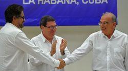 Governo da Colômbia e Farc anunciam acordo final de
