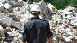 'Não encontro palavras para descrever a dor', diz homem que perdeu filho em terremoto na