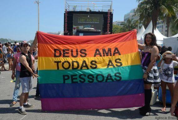 Parada LGBT do Rio desde domingo foi um grito contra a