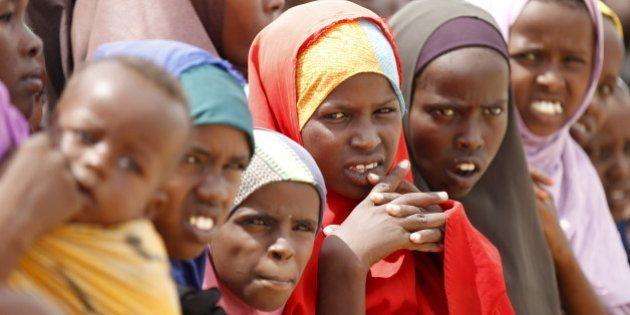 Somali refugees are pictured at the Ifo camp in Dadaab near the Kenya-Somalia border, May 8, 2015. Kenya's...