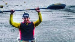 Luis Carlos Cardoso, o mago das canoas que pode repetir na Paralimpíada o feito de