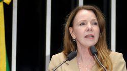 'Dilma não é ré, é vítima', diz senadora Vanessa