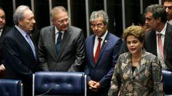 Em discurso de defesa, Dilma se emociona e diz: 'Hoje eu só temo a morte da