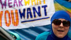 Sarkozy faz da proibição do burkini sua principal promessa de