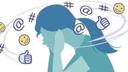 Ser uma pessoa diferente na internet e offline pode causar