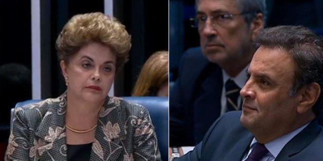 Aécio contesta discurso de Dilma de que PSDB não aceitou derrota em
