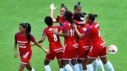 Copa do Brasil de Futebol Feminino começa com goleadas