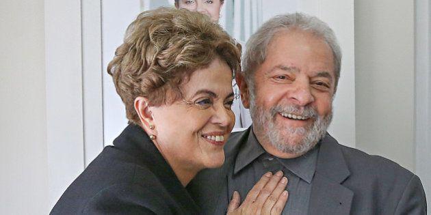 Lula em Brasília: A última esperança de Dilma para reverter