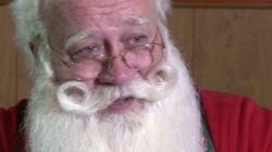 Garotinho morre nos braços do Papai Noel após último