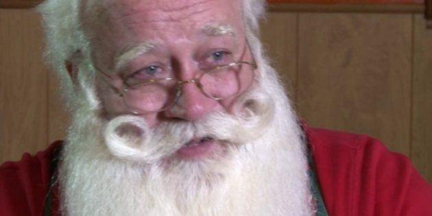 'Você será meu duende nº 1': Garotinho morre nos braços do Papai Noel após último