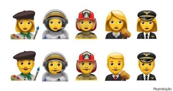 Representatividade: Atualização do iPhone libera emojis de mulheres no