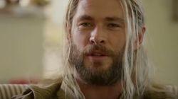 Descobriram o que Thor estava fazendo enquanto os Avengers lutavam em 'Capitão América: Guerra