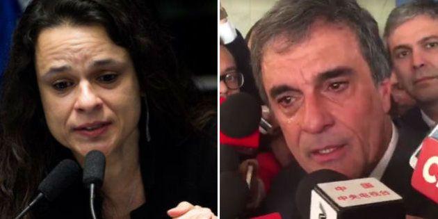 Acusação e defesa se emocionam em alegações finais do processo de impeachment de Dilma